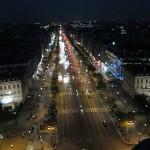 Nočná Paríž