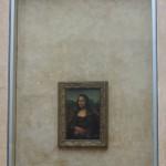 Louvre - Mona Líza