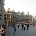námestie Grand Place