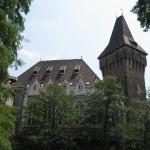hrad Vajdahunyad