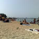 Mestská pláž Bari