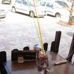 Sangria a čakáme si na kebab