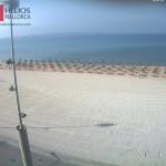 webkamera na Playa de Palma