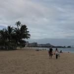 pláž Ala Moana