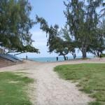 pláž Kailua Beach