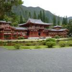 budhistický chrám Byodo-In Temple