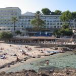 Pláž Cala Sant Vincenc