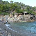 pláž Cala Deia
