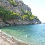 Pláž Sa Calobra