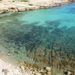 pláž Cala Figuera
