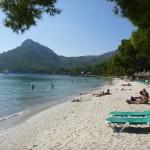pláž Cala Formentor