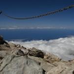 Pico de Teide - vrchol