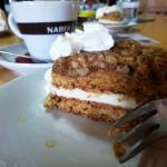Domáci orechový koláč