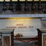 Hrobka Jána Pavla II.