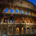 Večerné Koloseum