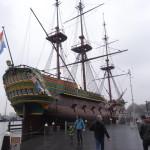 Amsterdam VOC ship