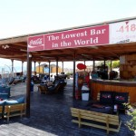 Najnižšie položený bar na svete