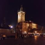 Strašideľná Praha