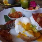 Betelnut Cafe raňajkové menu