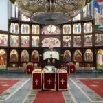 Church of St. Clement of Ohrid - interiér
