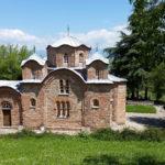 kostol svätého Pantelejmona