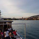 Plavba po Zürichsee