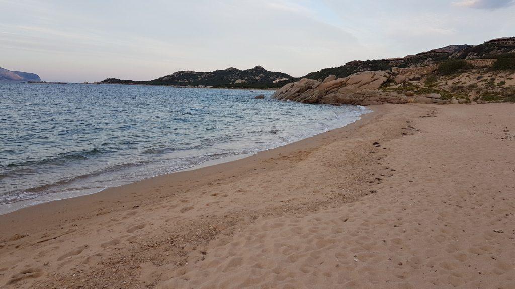 Pláž pri ubytku