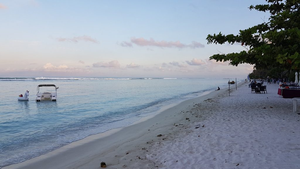 Hulhumale Public Beach