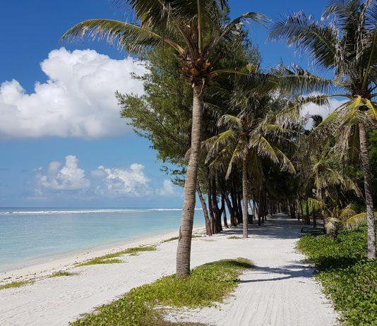 Tourist Beach