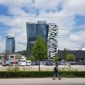 Avaz Twist Tower a Sarajevo City Center