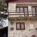 Vstupný dom na strane Butmir
