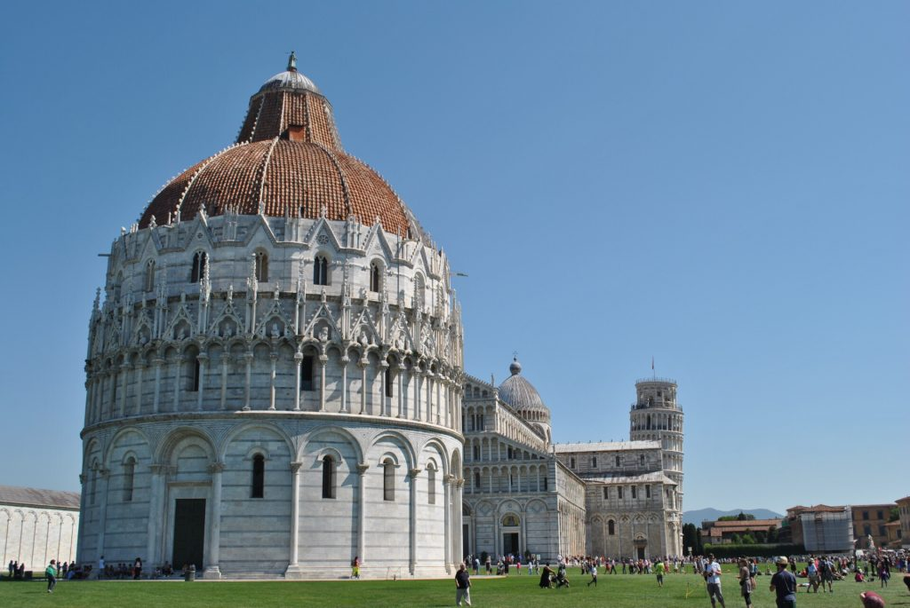 Namestie zazrakov Pisa