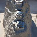 Masada - trojpodlažný palác