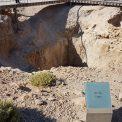 Masada - zásobáreň vody