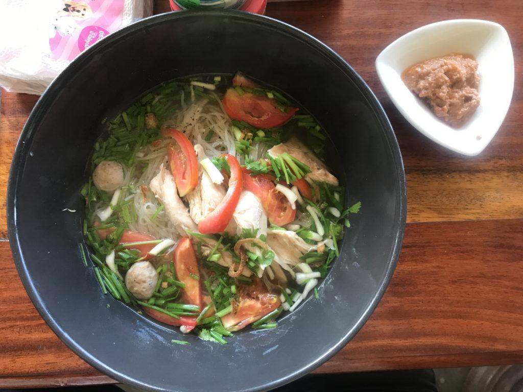 Lao Pho polievka