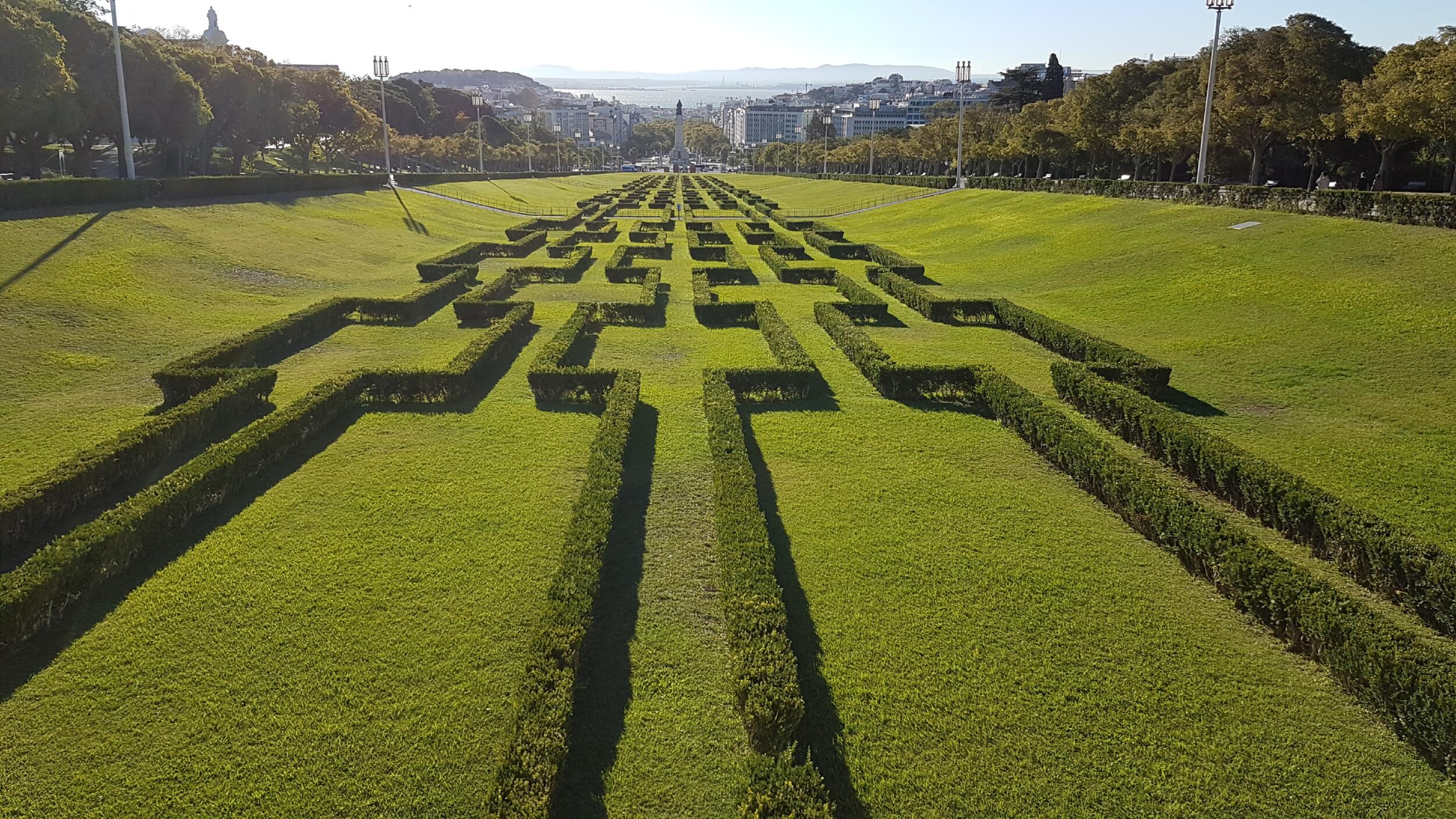 Miradouro Park Eduardo VII