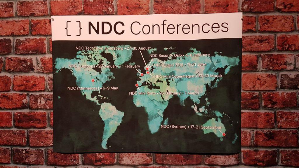 NDC konferencie vo svete