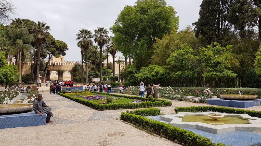 Záhrada Jnan Sbil