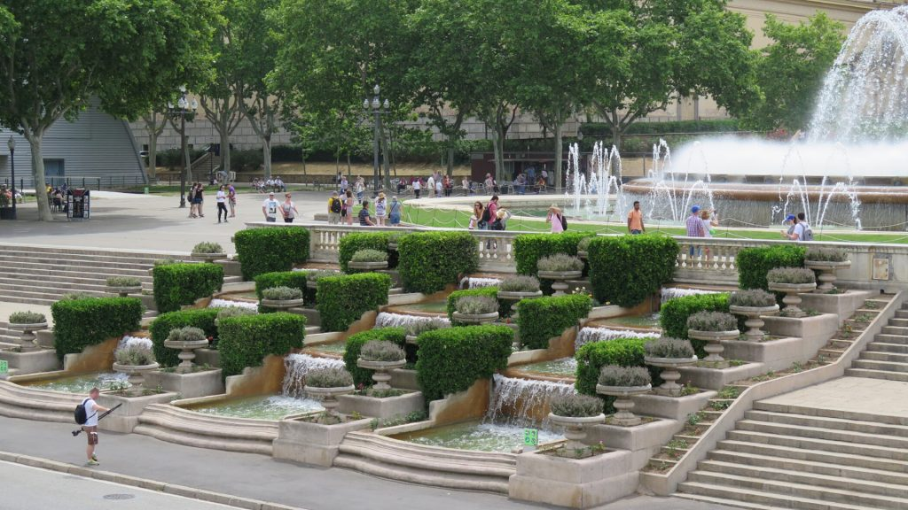Fontána-Màgica-de-Montjuïc