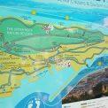 Mapa Gibraltárskej skaly