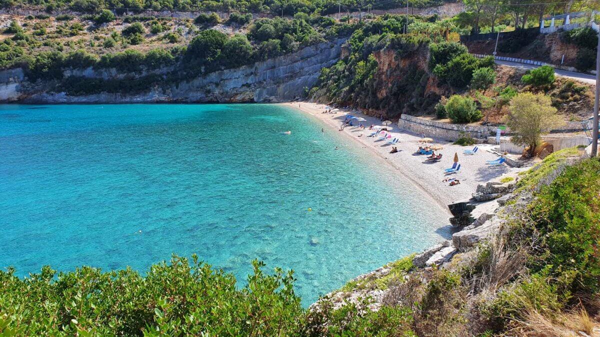 Macris Gialos Beach